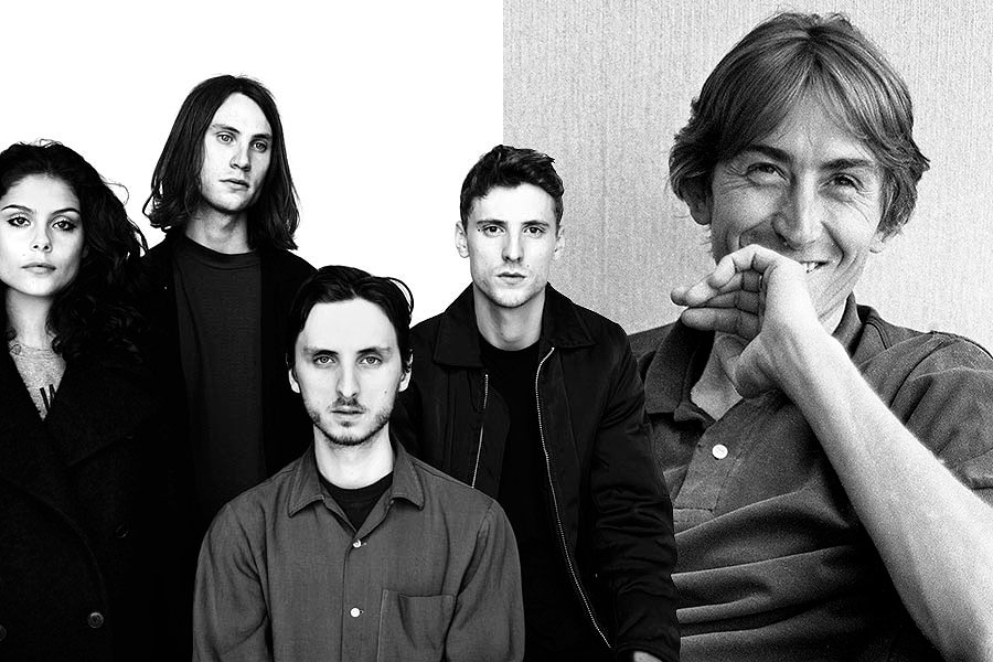 Mark Hollis and These New Puritains
