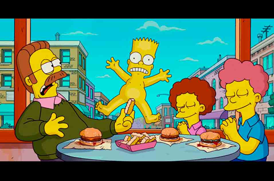 The Simpsons Movie – Burma