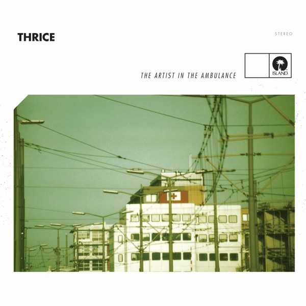 Thrice - 'The Artist In The Ambulance'