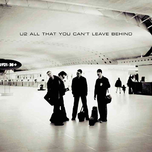 U2 - 'All That You Can't Leave Behind'