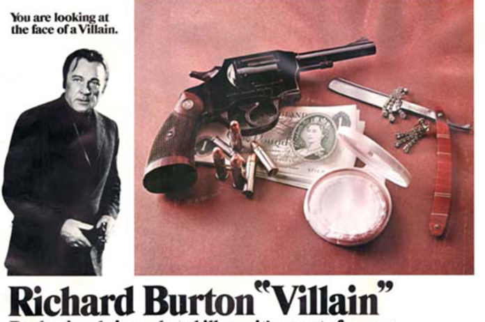 John Cooper Clarke - Villain