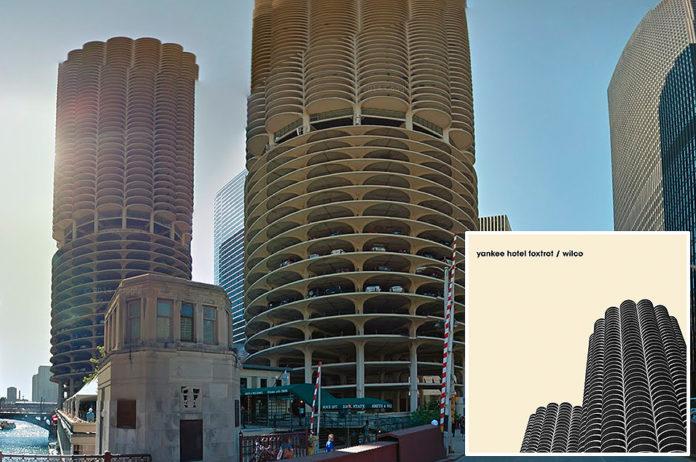 Wilco, 'Yankee Hotel Foxtrot' - Marina City Towers, Chicago