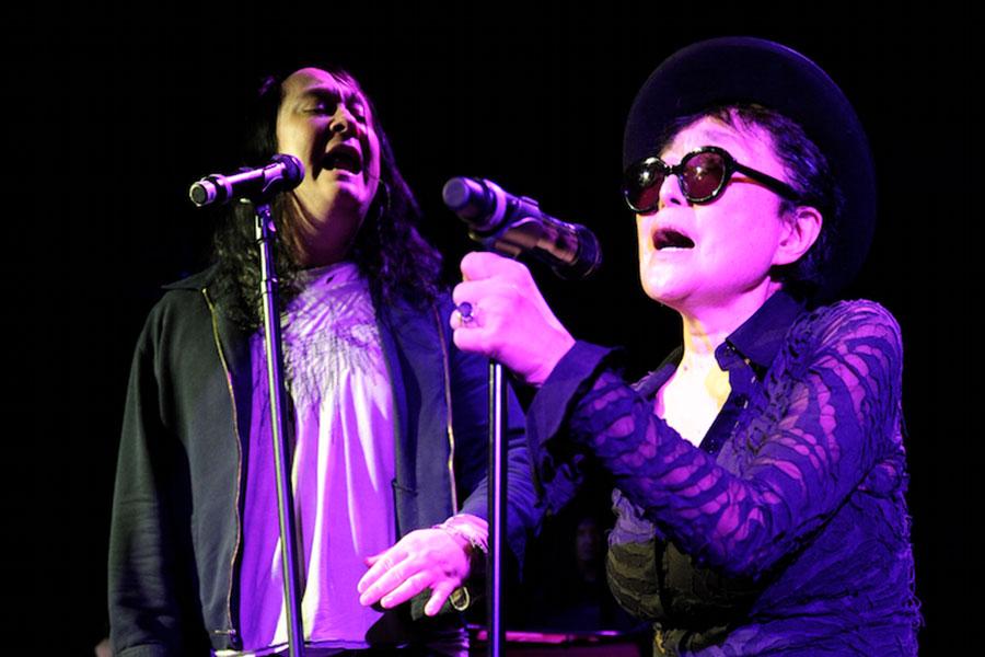Happy Birthday Yoko Ono Hear Exclusive New Duet With Antony Hegarty I Love You Earth Nme