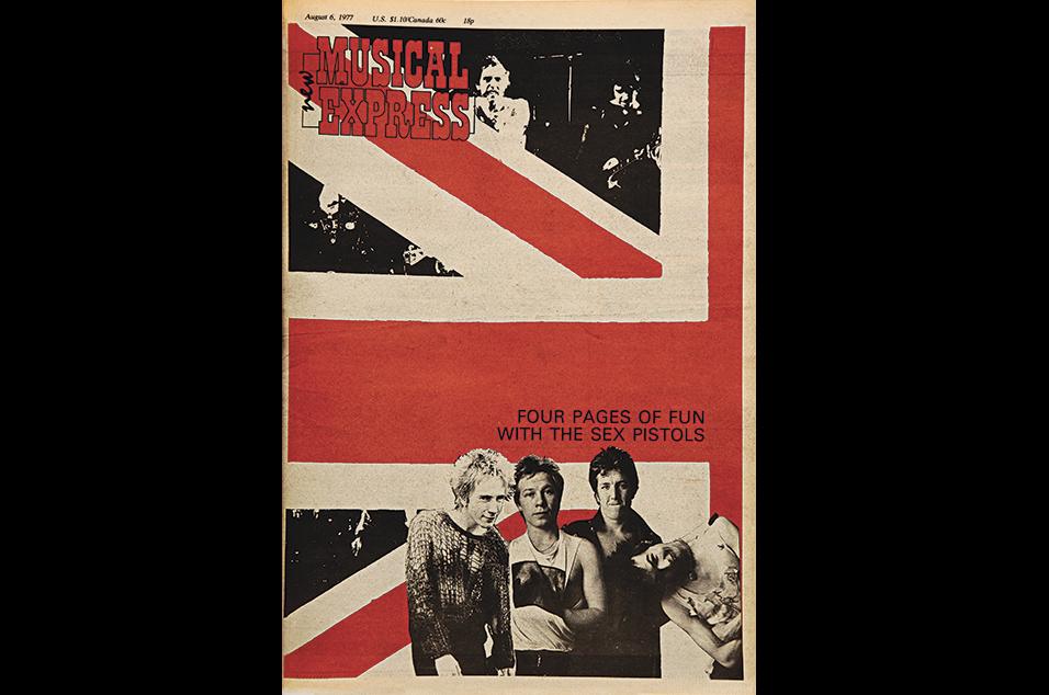 8. The Sex Pistols - August 6, 1977