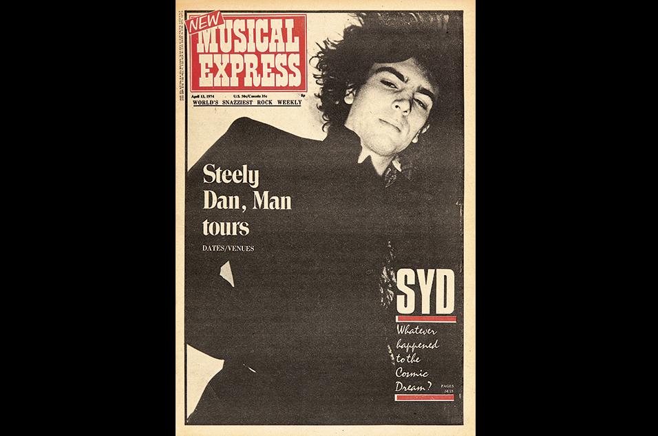 12. Syd Barrett - April 13, 1974