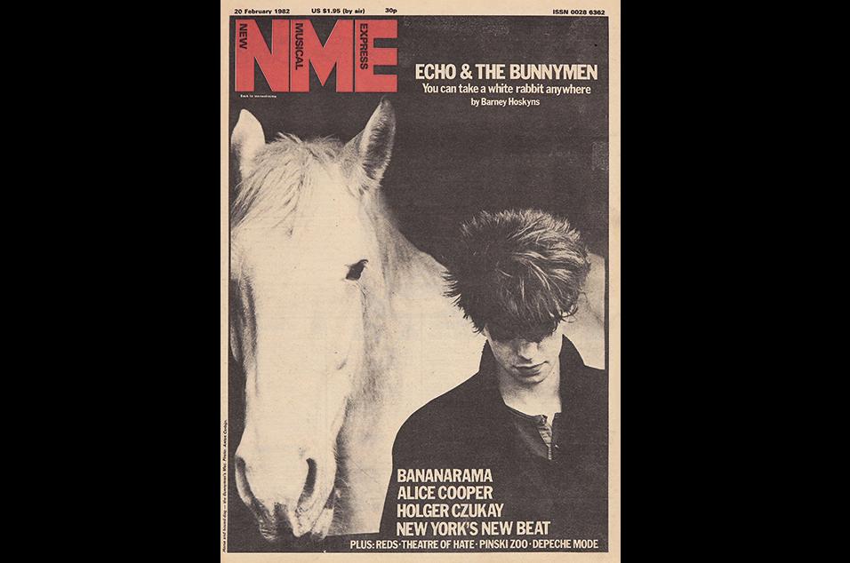 11. Echo & the Bunnymen - February 20, 1982