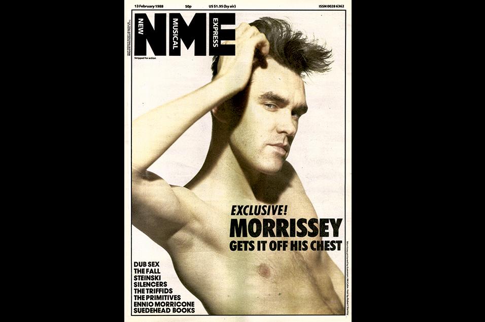 23. Morrissey - February 13, 1988