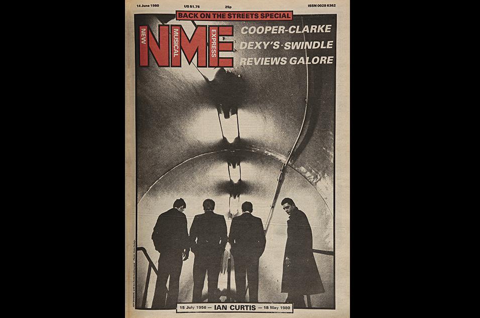 5. Ian Curtis - June 14, 1980