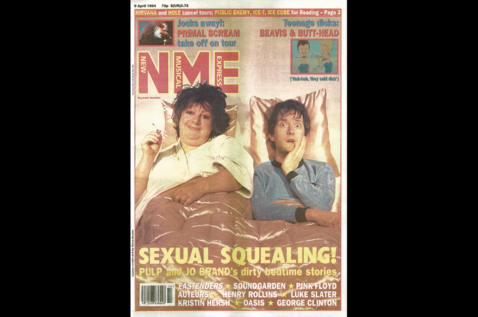19. Jo Brand and Pulp - April 9, 1994