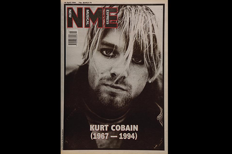 4. Nirvana - April 16, 1994