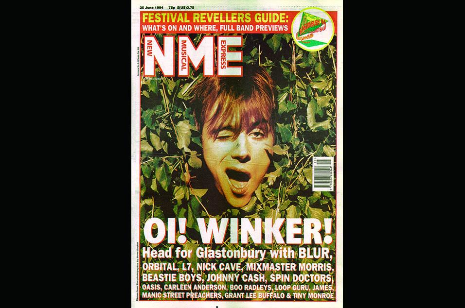 24. Blur - June 25, 1994