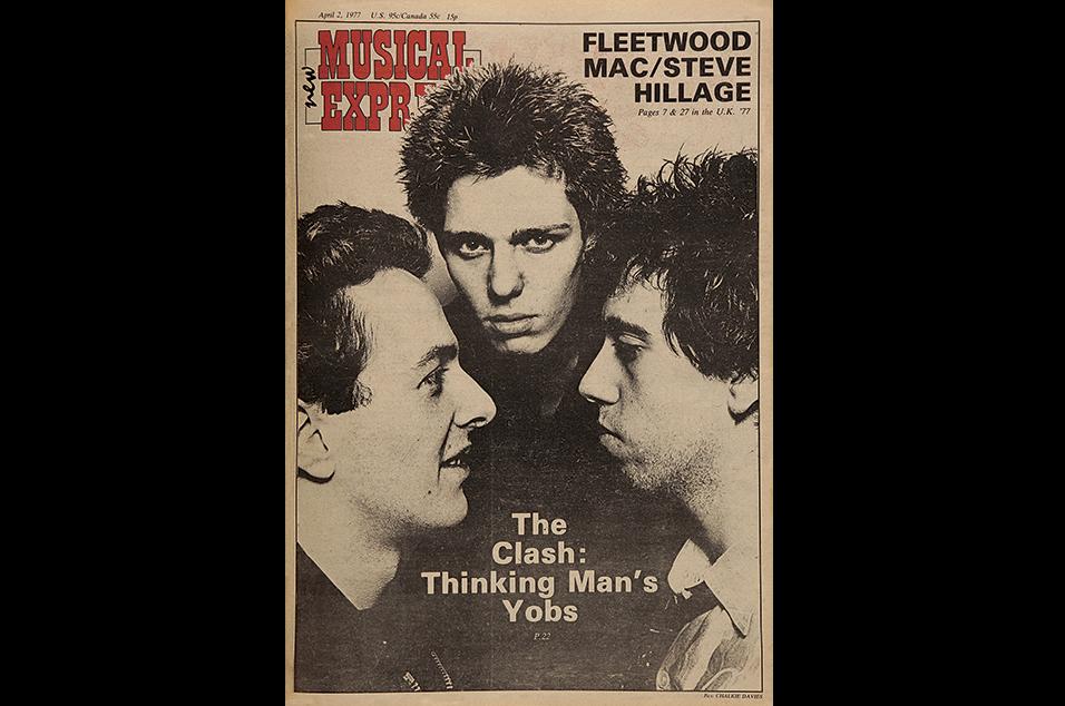 17. The Clash - April 2, 1977