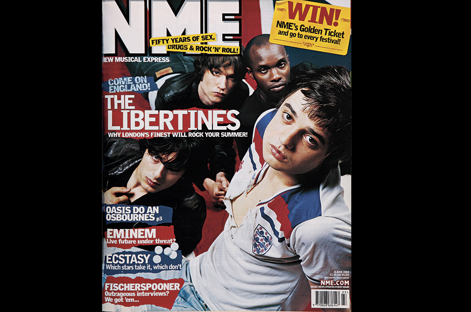 10. The Libertines - June 8, 2002