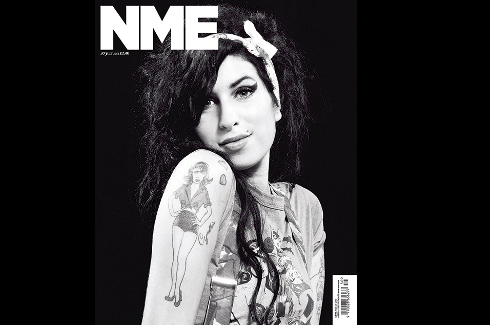 3. Amy Winehouse - July 30, 2011