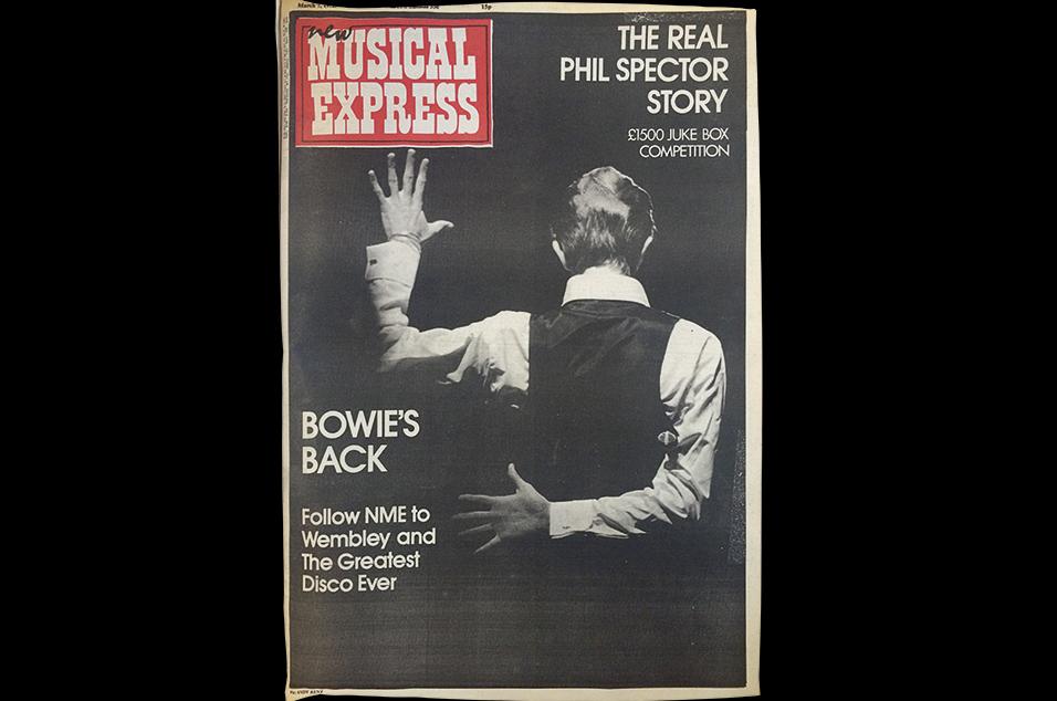 14. David Bowie - May 15, 1976