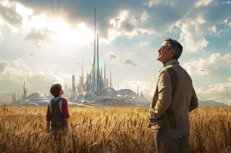 Tomorrowland (2015) - Brad Bird