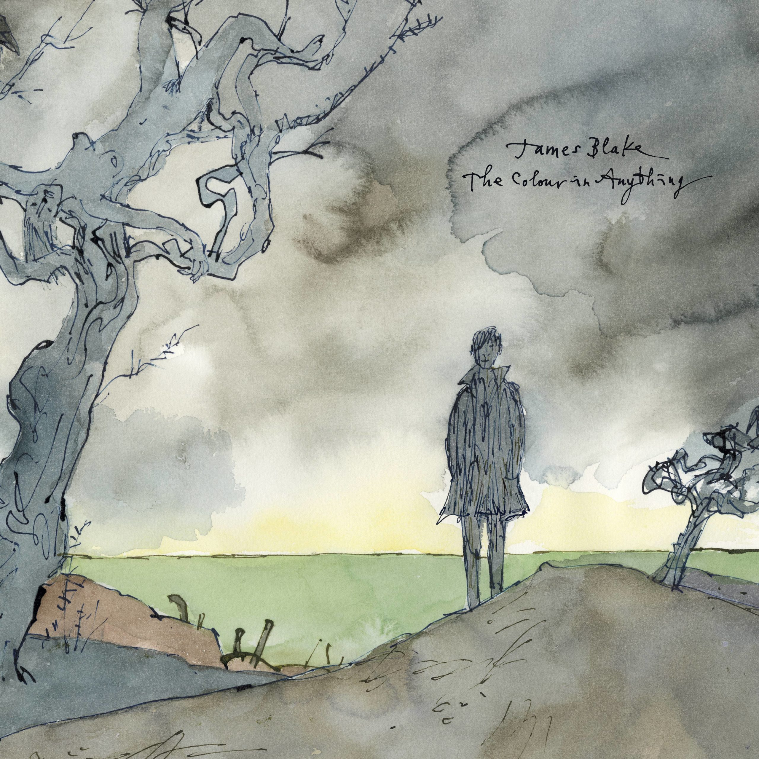 James Blake The Colour In Anything Track By Track Review