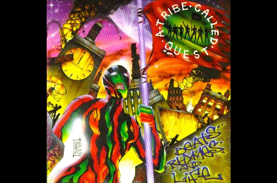A Tribe Called Quest - 'Beats, Rhymes and Life'
