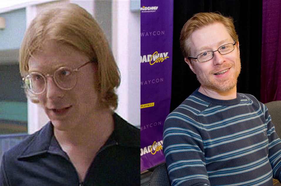 Anthony Rapp as Olson