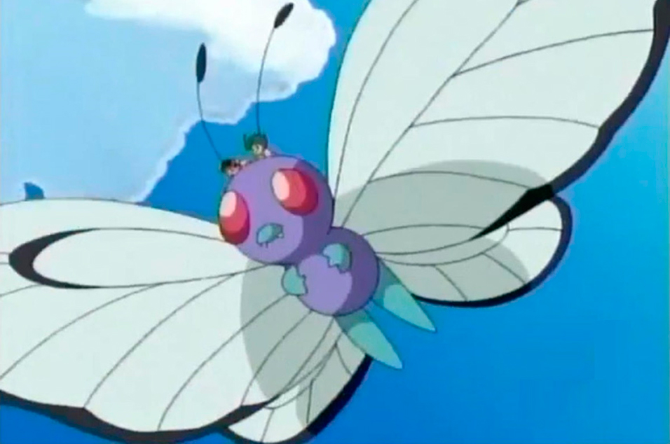 Butterfree - #012