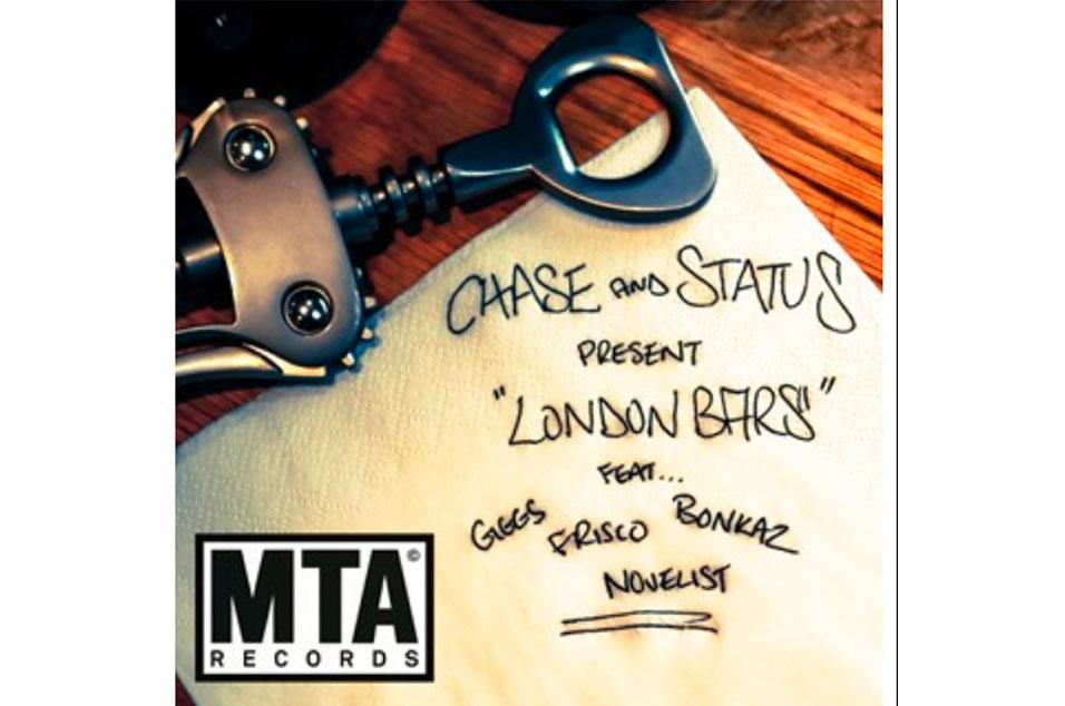 Chase & Status - 'London Bars'