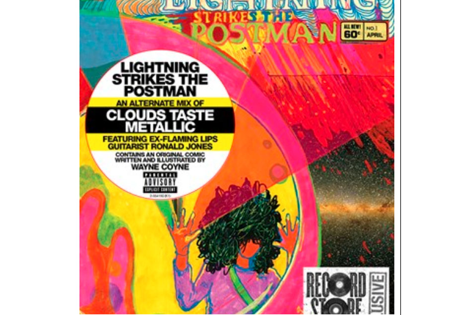 The Flaming Lips - 'Lightening Strikes The Postman'