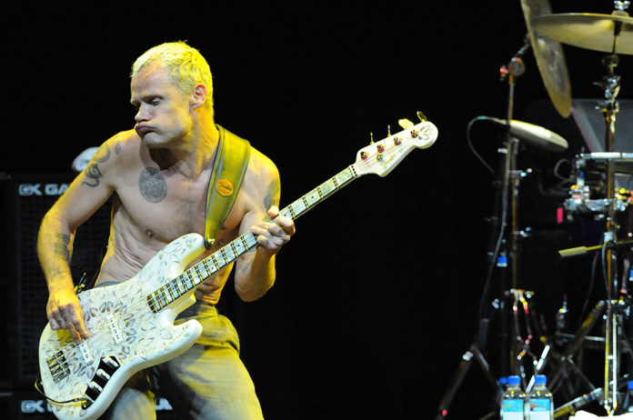 Flea Had To Relearn Bass For New Red Hot Chili Peppers Album