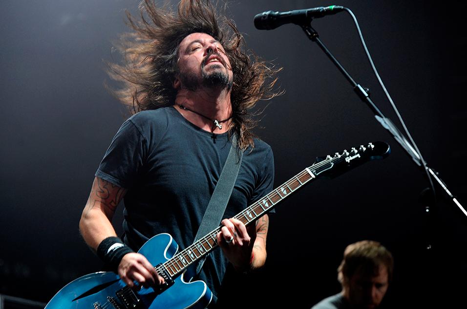 Foo Fighters - June 2008