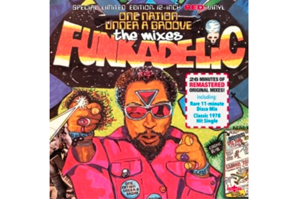 Funkadelic - 'One Nation Under A Groove'