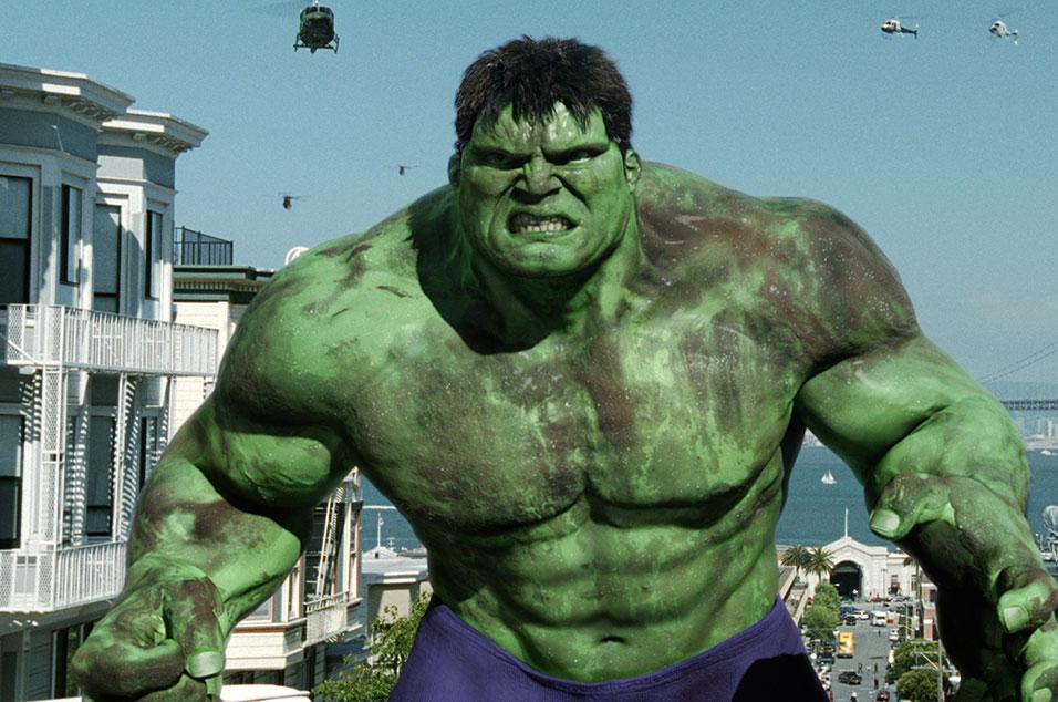 Hulk (2003) - Ang Lee