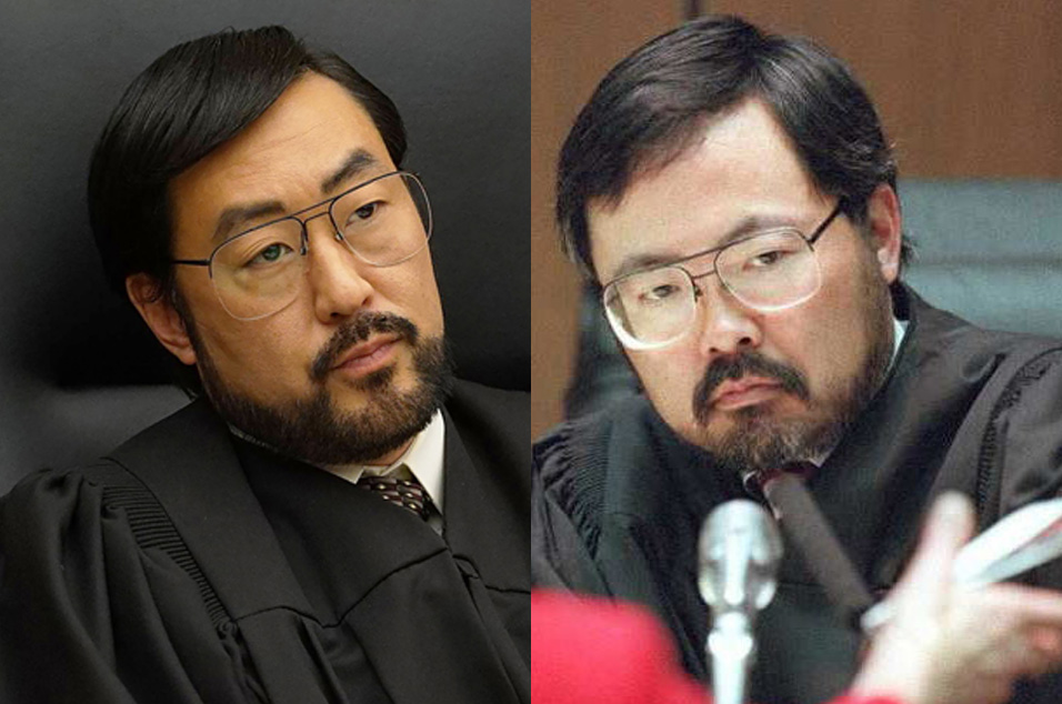 Kenneth Choi as Judge Lance Ito