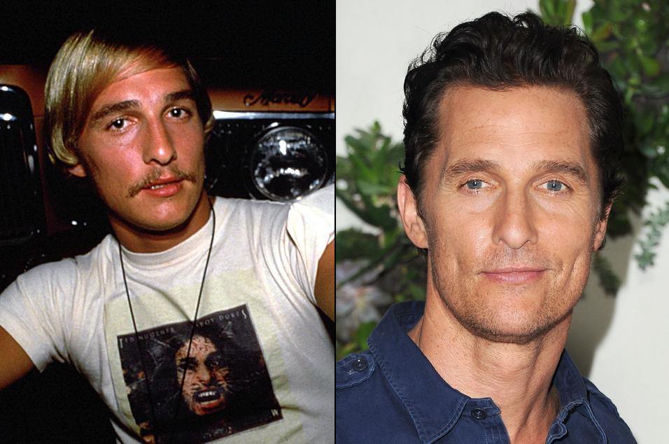 Matthew McConaughey as Wooderson