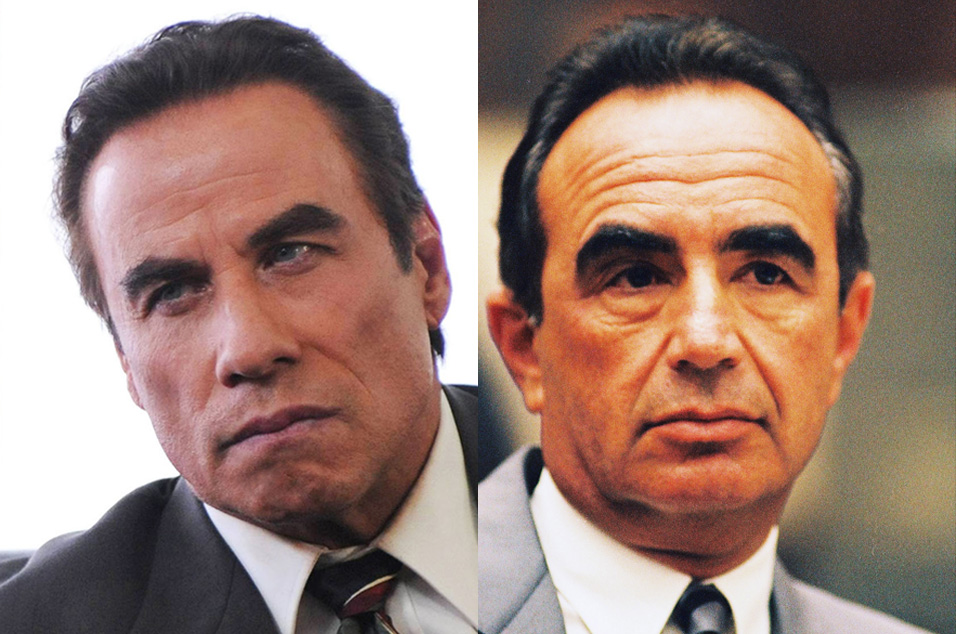 John Travolta as Robert Shapiro