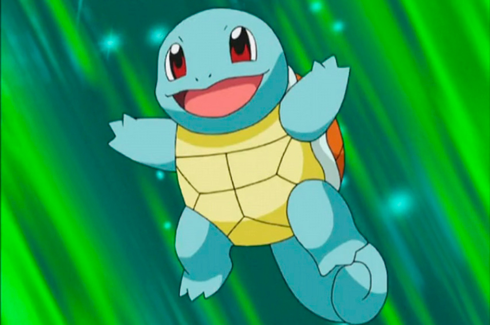 Squirtle - #007