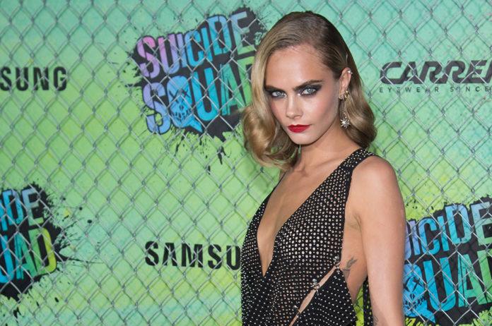Cara Delevingne Suicide Squad Critics Don T Like Superhero Movies