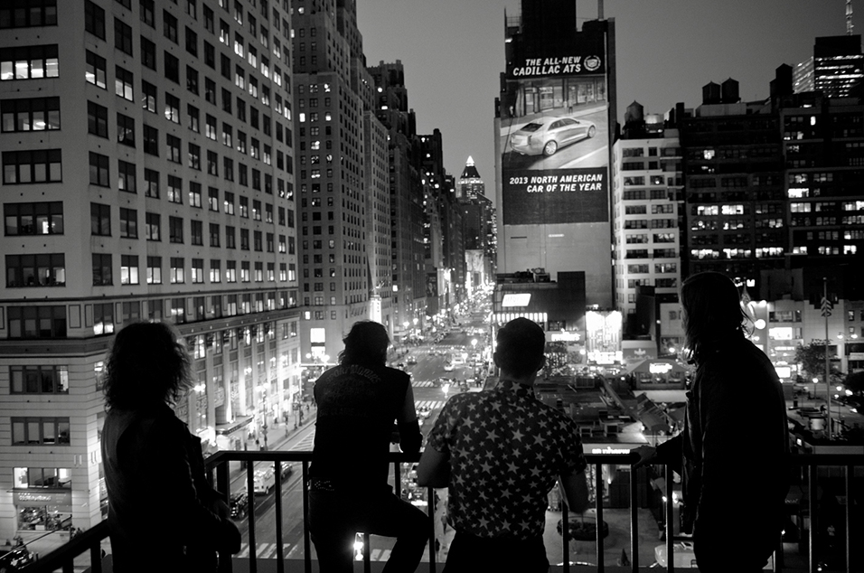 New York City, May 2013