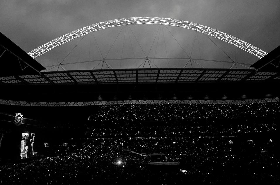 London, Wembley Stadium, June 22, 2013