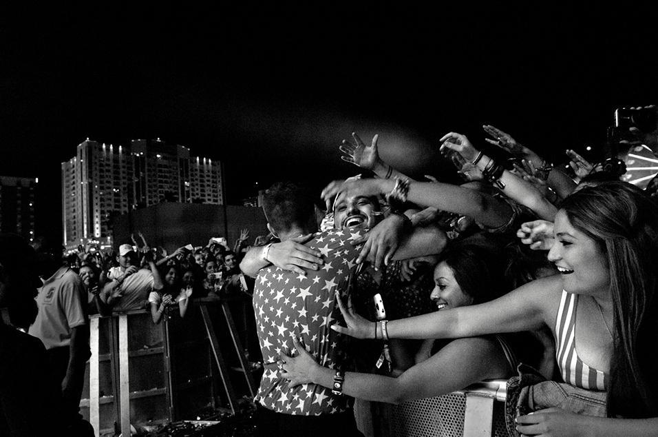 Las Vegas, Life Is Beautiful Festival, October 2013