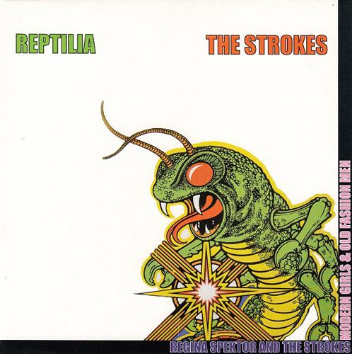 The Strokes - 'Reptilia'