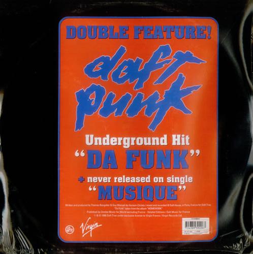 Daft Punk - 'Da Funk'