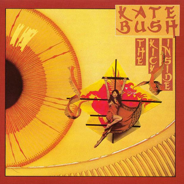 Kate Bush, 'The Kick Inside'