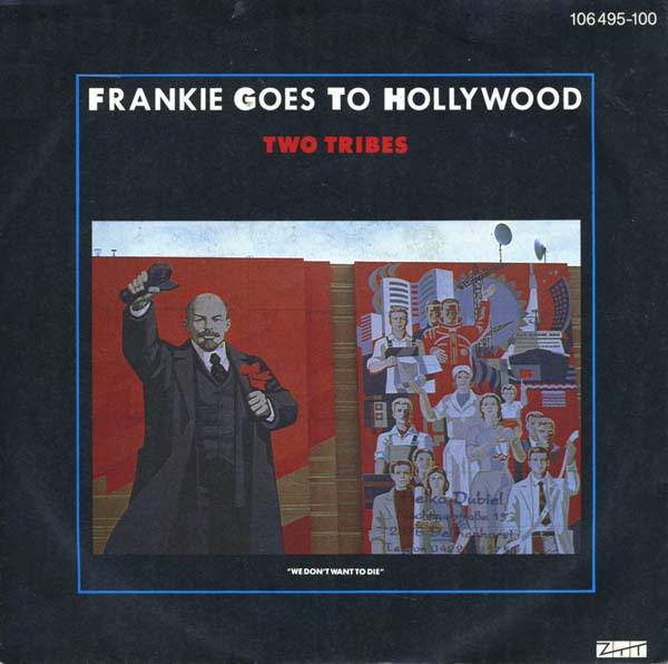 21. Frankie Goes To Hollywood – 'Two Tribes'