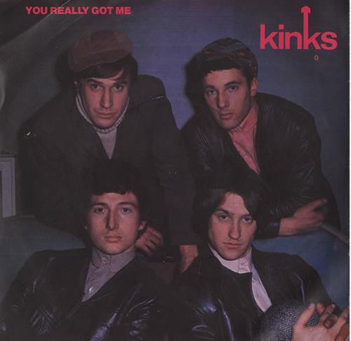The Kinks - 'You Really Got Me'