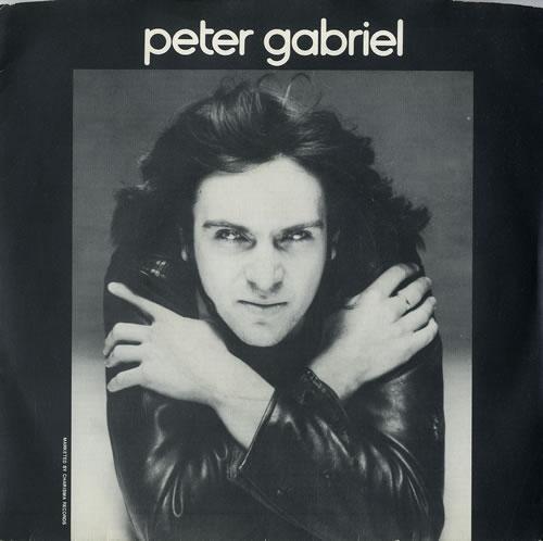 Peter Gabriel - 'Solsbury Hill'