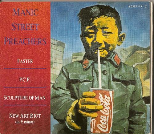 Manic Street Preachers - 'Faster'