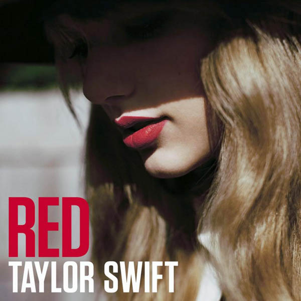 21. Taylor Swift, 'Red'