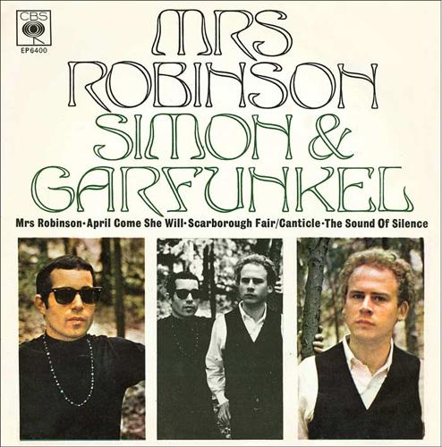 Simon And Garfunkel - 'Mrs Robinson'