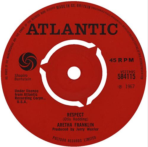 Aretha Franklin - 'Respect'