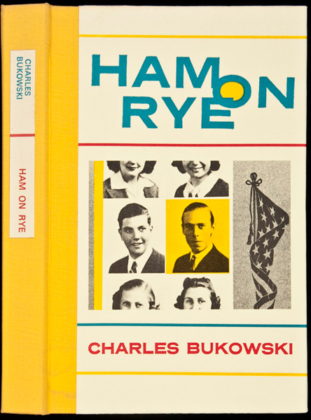 Mark Foster, Foster The People: <i>Ham on Rye</i> by Charles Bukowski.