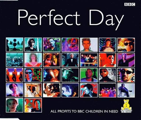 23. Various Artists – 'Perfect Day'